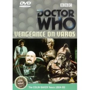 Doctor Who with Colin Baker