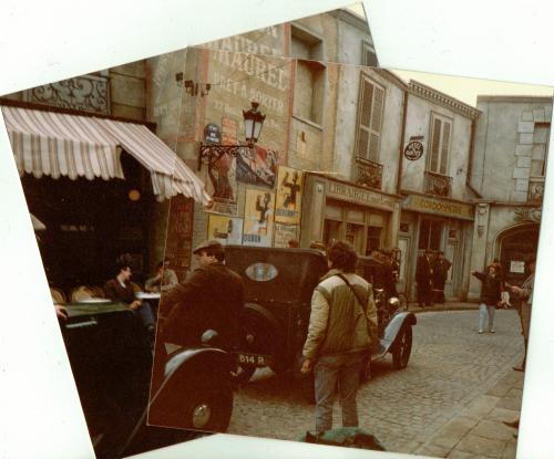 'Bluebell' the BAFTA award winning BBC serial