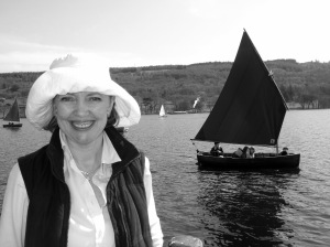 Sophie Neville with Swallow