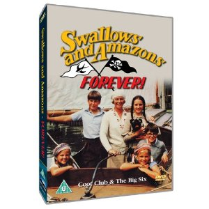 Swallows and Amazons Coot Club and The Big Six