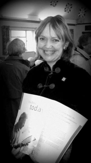 Writer Sophie Neville