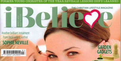 iBelieve cover March
