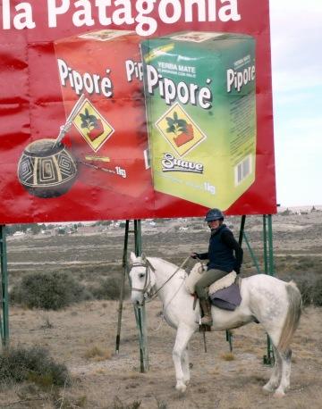 Sophie Neville in Puerto Madryn