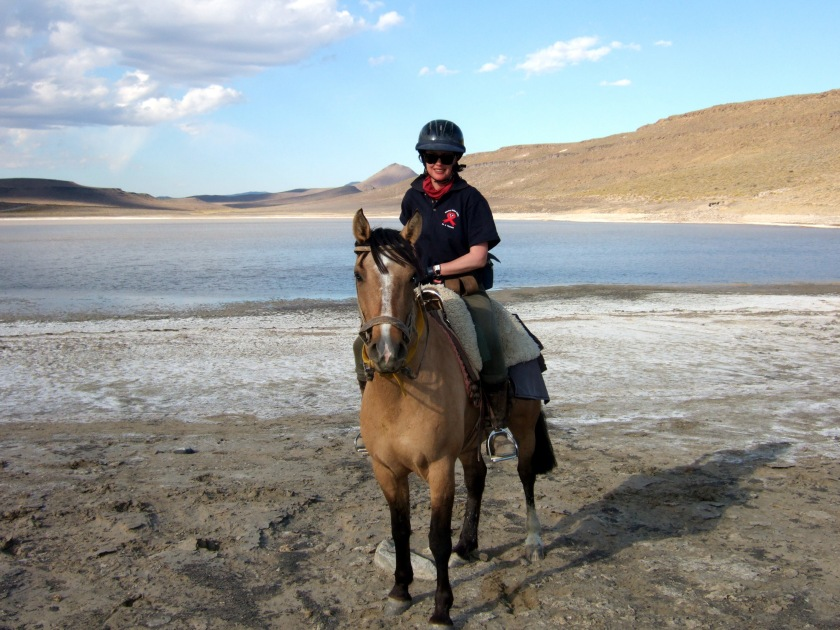 Sophie Neville ~ Crossing Patagonia 2008