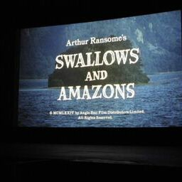 Q&A title on screen