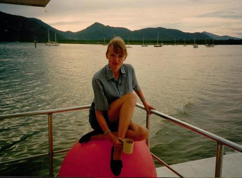Sophie Neville in Queensland