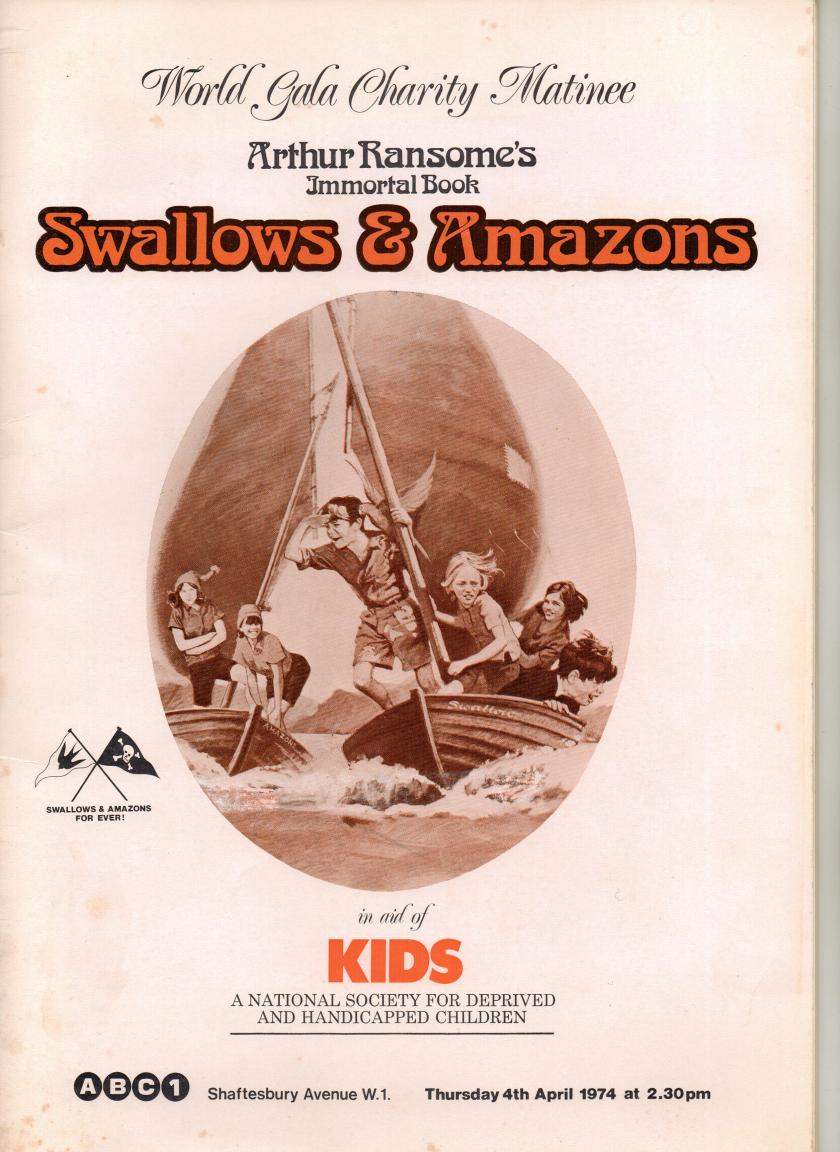 Swallows and Amazons premier