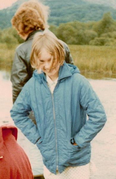 Sophie Neville at Elterwater