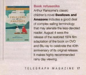 Telegraph Magazine1