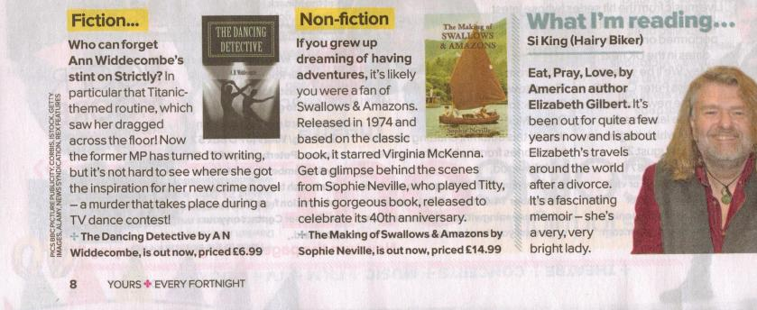 The Making of Swallows & Amazons in Yours