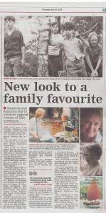 Westmorland Gazette 2014