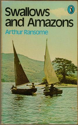 Puffin edition of Swallows and Amazons