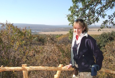 Sophie Neville on Triple 'B' Ranch in South Africa
