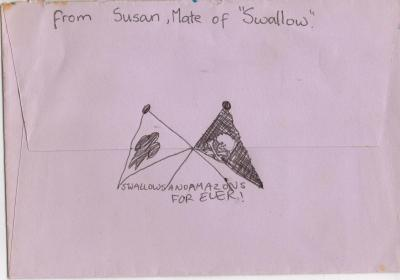 Letter from Mate Susan