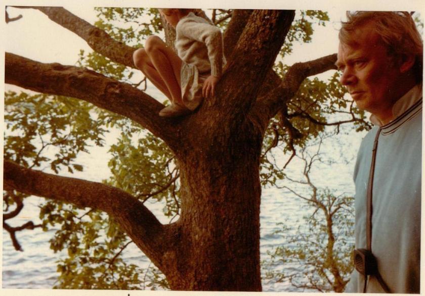 me up a tree