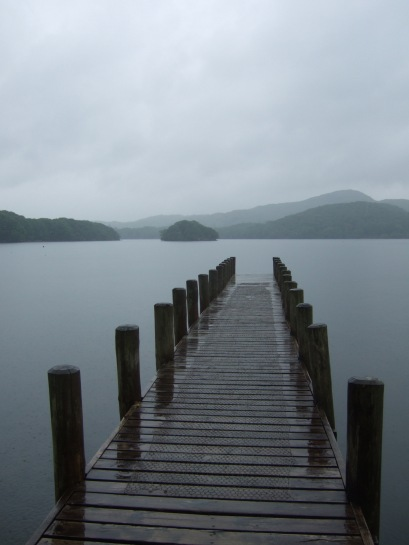 Peel Island on Coniston Water ~ photo: Sophie Neville 2012