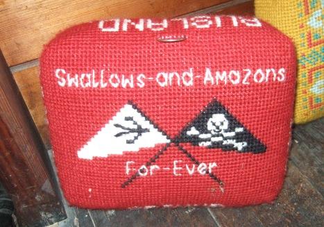Arthur Ransome's symbol