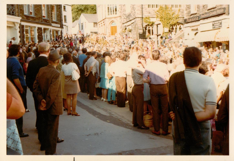 Ambelside Rushbearing Parade