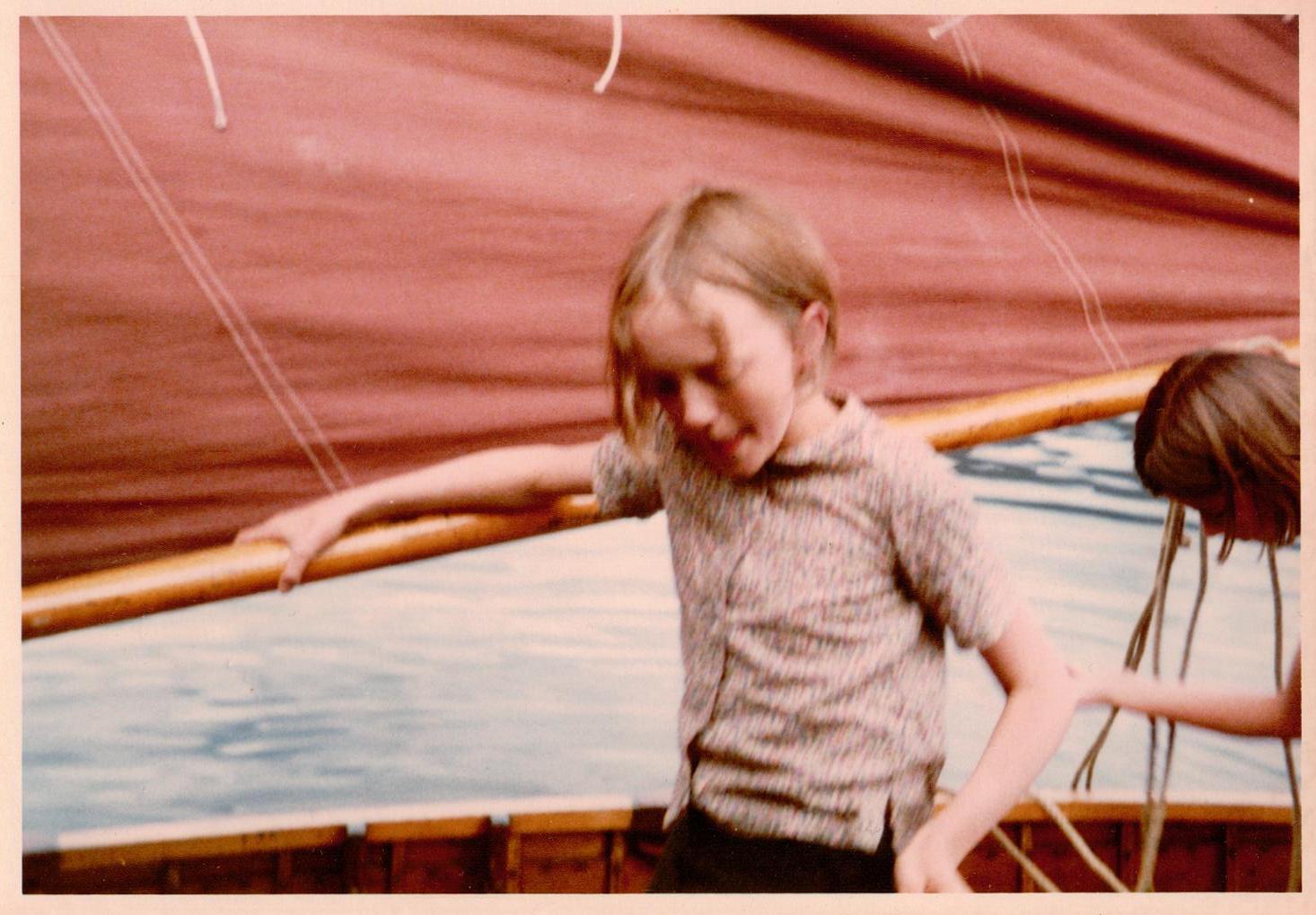 Battle of Houseboat Bay ~ Sophie Neville as Titty Walker in Swallow