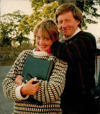 Coot Club -Sophie Neville with David Dimbleby