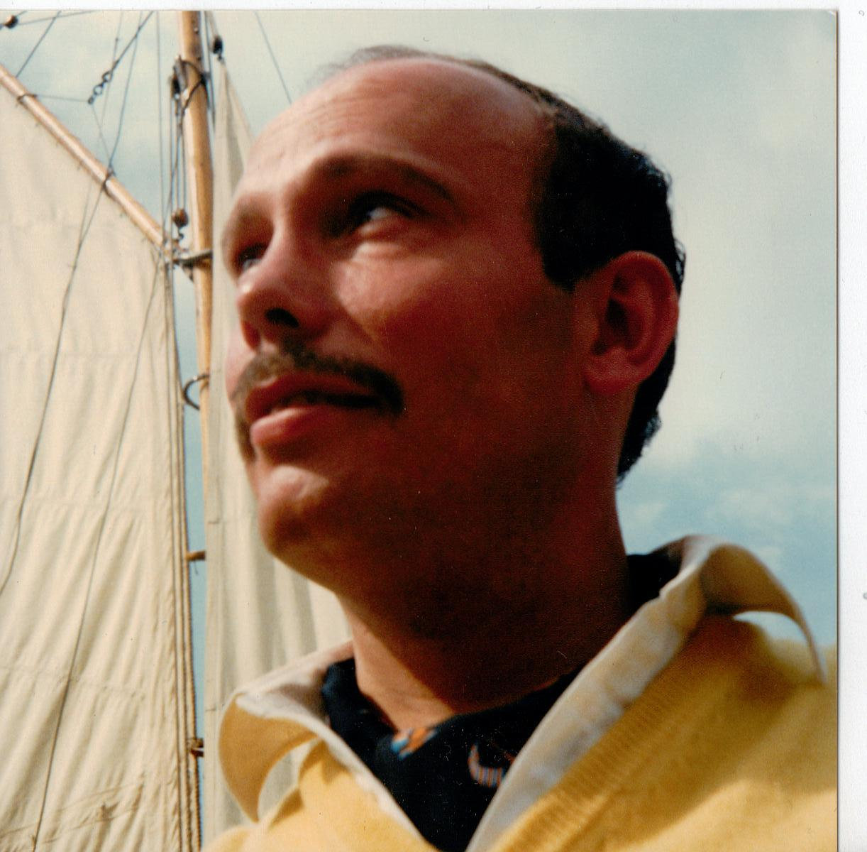 Julian Fellowes as Jerry in the BBC TV Movie of Arthur Ransome's 'Coot Club', 1983 ~ photo: Sophie Neville