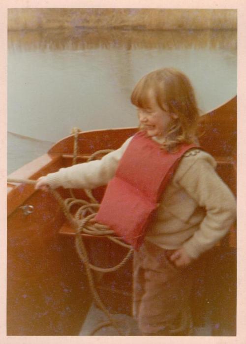 Sophie Neville on the Norfolk Broads