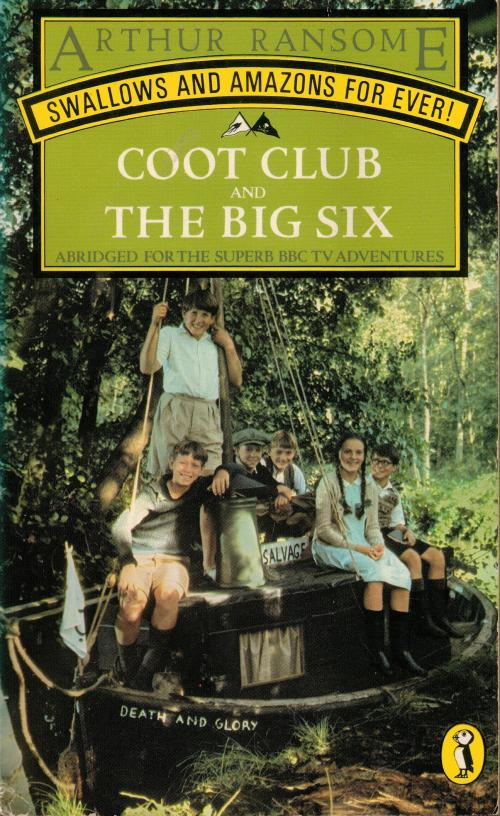 Coot Club - book cover