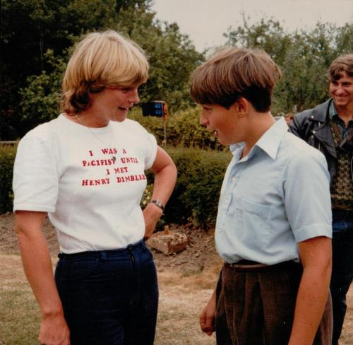 Coot Club - Henry Dimbleby T-Shirt