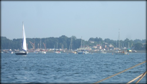 Pin Mill in Suffolk