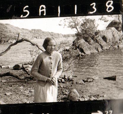Sophie Neville in Secret Harbour