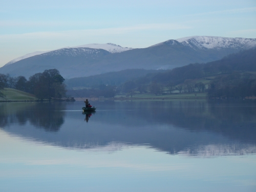 Esthwaite Water ~ photo lent by Peter Walker