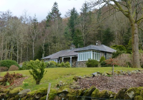 The Heald, East of Lake Road, Coniston Water