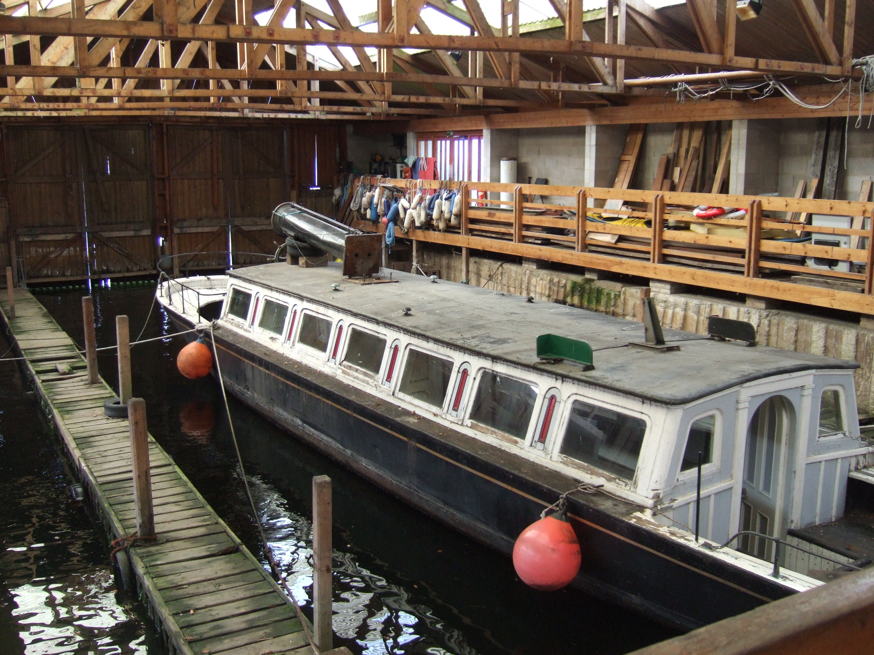 Esperance at the Windermere Steamboat Museum