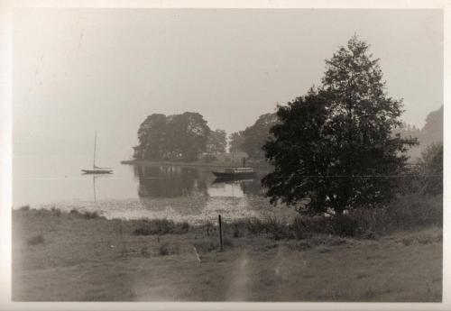 Houseboat  bay in 1963