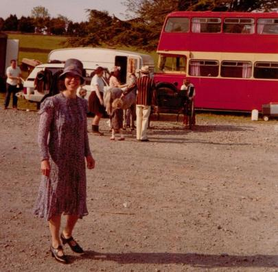 Jane Grendon and the bus