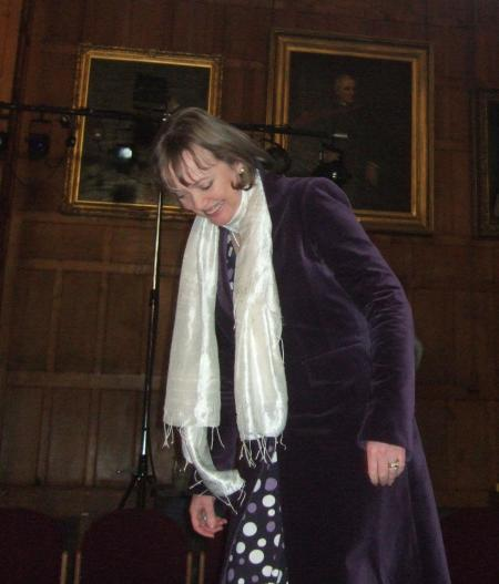 Sophie Neville at Rugby School