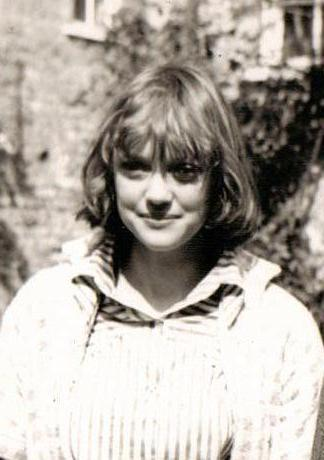 Sophie Neville aged 19