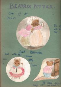 From my project on Beatrix Potter, 1973