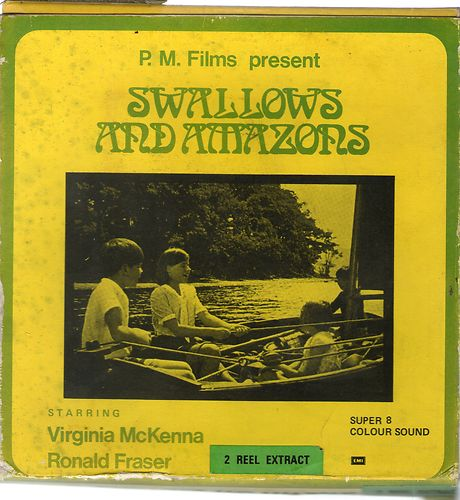 Super 8 version of Swallows film