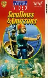 Swallows and Amazons VHS 3