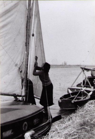 Titty Altounyan in 1938