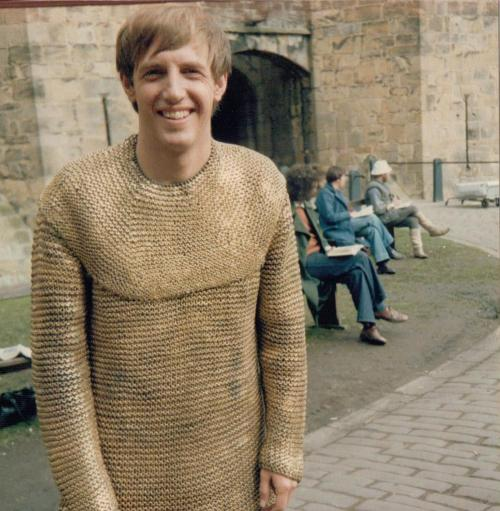 Filming 'King Arthur and the Spaceship'4