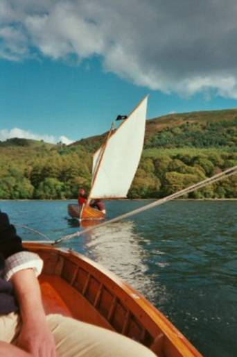 Amazon sailing