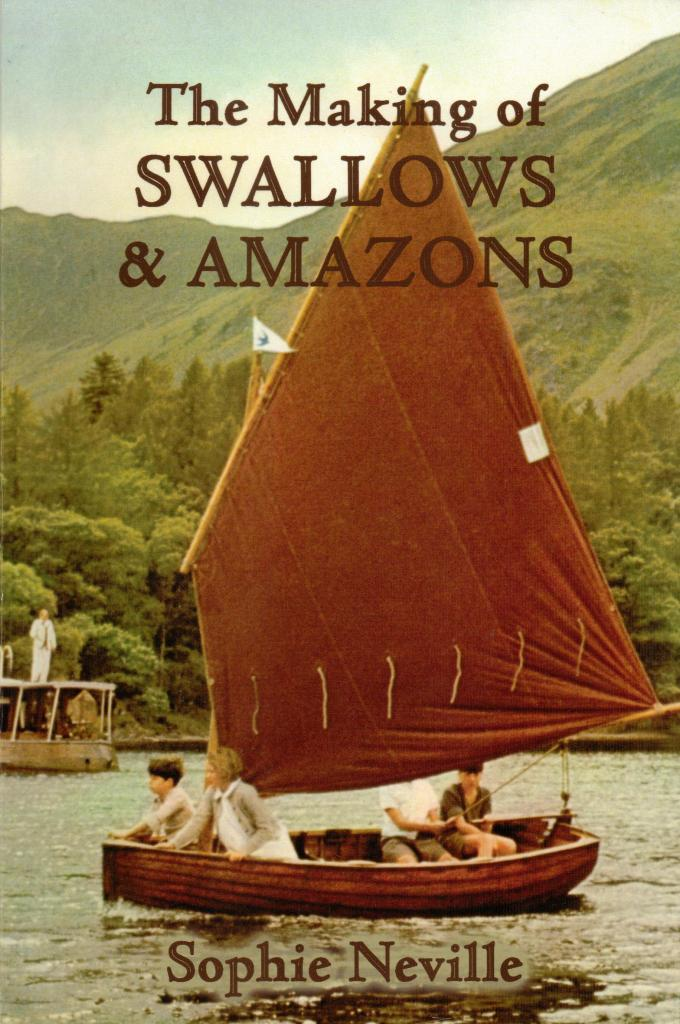 !st edition of The Making of SWALLOWS & AMAZONS (1974)
