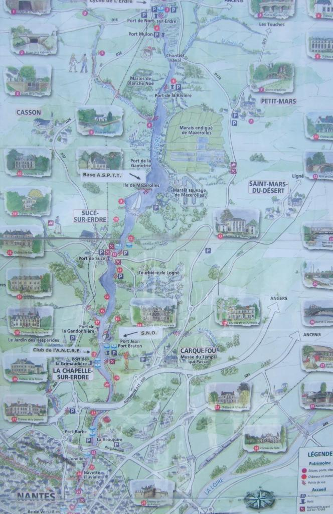 RDV map