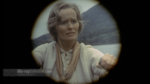 Virginia McKenna rowing