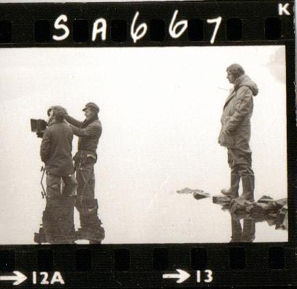DoP Denis Lewiston and Director Claude Whatham