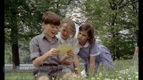 Blu-ray reading telgram
