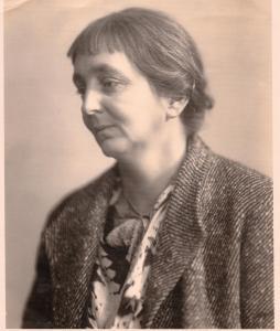 Dora Altounyan 1935