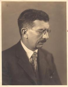 Dr Ernest Altounyan 1935